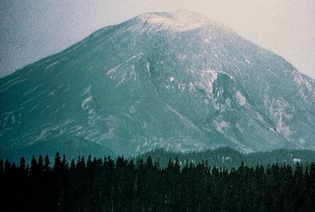 Mount st helens lava dating