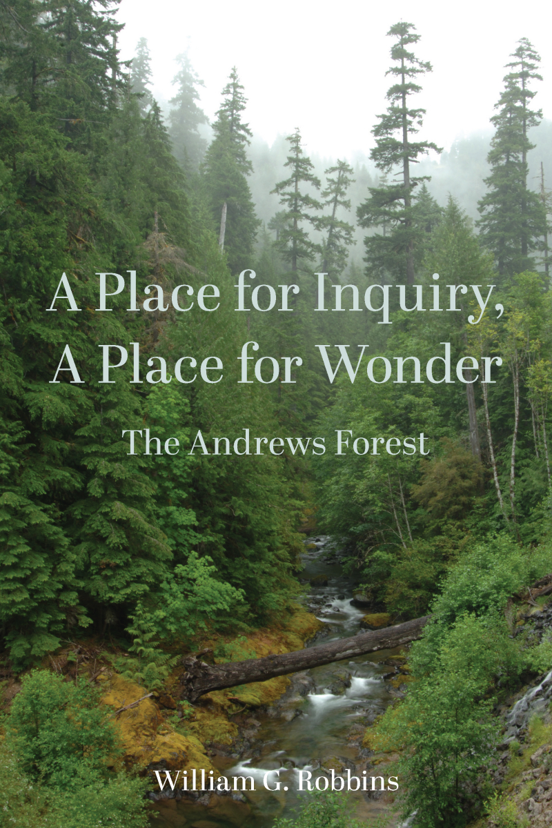 A Place for Inquiry, A Place for Wonder book cover