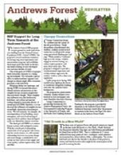 Fall 2008 newsletter